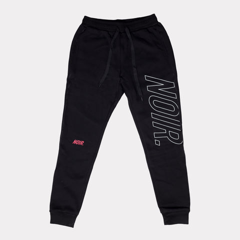 NOIR. SWEATPANTS