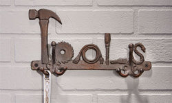 Metal TOOLS Design Wall Hooks