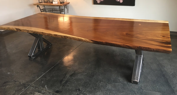 Live edge Boardroom Table (custom order)