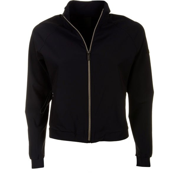 RRD Giacca Fleece Zip Donna, Bomber, Traspirante, Blu Notte, chiusura zip, manica lunga, bassiniboutique.it