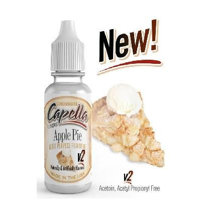 APPLE PIE V2 - CAPELLA-FLAVOURINGS-Infinite Vaper