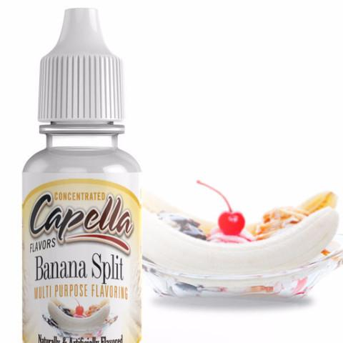 BANANA SPLIT FLAVOR- CAPELLA-FLAVOURINGS-Infinite Vaper