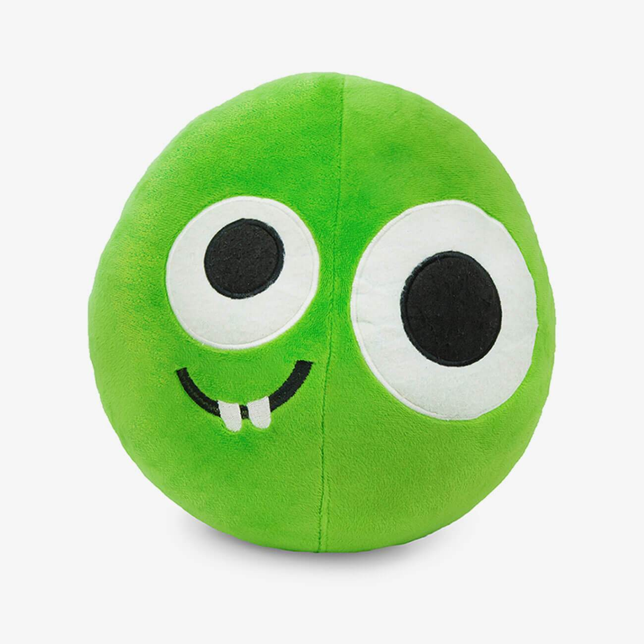 Plush Dolls - Vegan Stuffed Toy - Pea Plushie