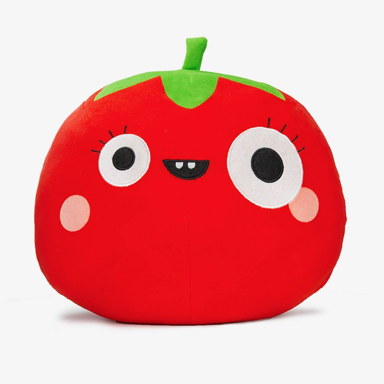 Plush Dolls - Vegan Tomato Toy - Plushie