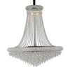 DIYAS IL31453 ALEXANDRA 20 LIGHT CHROME CHANDELIER