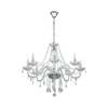 EGLO 39101 BASILANO 1 8 LIGHT CHANDELIER