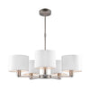 CHIC CH60257IC 5 LIGHT PENDANT