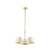 CHIC CH67734IC 5 LIGHT PENDANT