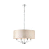 CHIC CH70074IC 4 LIGHT PENDANT