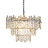 CHIC CH76435IC 9 LIGHT GLASS PENDANT