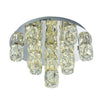 CHIC CH76479IC CRYSTAL GLASS FLUSH