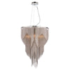 CHIC CH76511IC CHAIN 6 LIGHT PENDANT