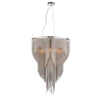 CHIC CH76512IC CHAIN 7 LIGHT PENDANT