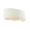 CHIC CH76570IC UNGLAZED CERAMIC WALL LIGHT