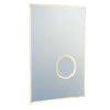 CHIC CH79609IC IP44 BATHROOM SHAVER MIRROR