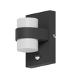 EGLO 96276 ATOLLARI WALL LIGHT ANTHRACITE
