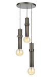 DAVID HUNT ADL0375 ADLING 3 LIGHT PENDANT ANTIQUE BRASS