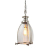 CHIC CHSTORNISIC NICKEL PENDANT
