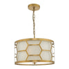 DAR EPS0312 EPSTEIN 3 LIGHT PENDANT