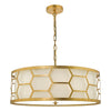 DAR EPS0412 EPSTEIN 4 LIGHT PENDANT