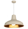 DAVID HUNT REC0112 RECLAMATION COTSWOLD CREAM PENDANT