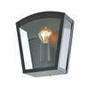 FORUM ZN-20945-BLK ARTEMIS BOX LANTERN