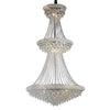 DIYAS IL31454 ALEXANDRA 29 LIGHT CHROME CHANDELIER