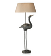 DAVID HUNT BIR4322 BIRD TABLE LAMP BASE ONLY