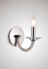 DIYAS IL30511 ELENA SINGLE WALL LIGHT