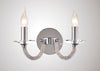 DIYAS IL30512 ELENA DOUBLE WALL LIGHT