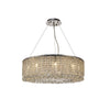 DIYAS IL31730 EMPIRE 9 LIGHT ROUND PENDANT