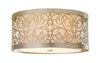 ELSTEAD FE/ARABESQUE/F FEISS ARABESQUE FLUSH MOUNT
