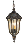ELSTEAD FE/BATONRG/8 FEISS BATON ROUGE DUO-MOUNT CHAIN LANTERN