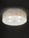 FRANKLITE FL2341/4 DESIRE 4 LIGHT FLUSH