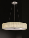 FRANKLITE FL2342/4 DESIRE 4 LIGHT PENDANT