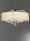 FRANKLITE FL2345/8 AMBIENCE 8 LIGHT FLUSH