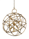 FRANKLITE FL2366/7 ORBIT PENDANT