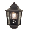 ELSTEAD NR7/2 NORFOLK OUTDOOR HALF LANTERN