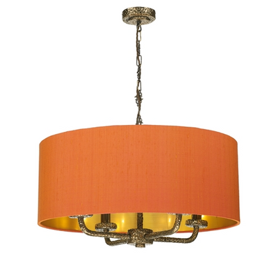 DAVID HUNT SLO0400 SLOANE 4 LIGHT BRONZE PENDANT
