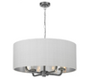 DAVID HUNT SLO0499 SLOANE 4 LIGHT PEWTER PENDANT