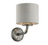 DAVID HUNT SLO0799 SLOANE WALL LIGHT PEWTER