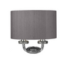 DAVID HUNT SLO3099 SLOANE WALL LIGHT PEWTER