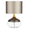 DAVID HUNT TEA4363 TEARDROP TABLE LAMP BRONZE