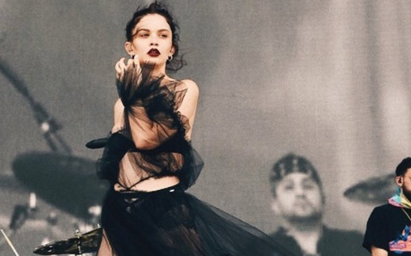 Sabrina Claudio is Named Best Dressed by Teen Vogue at Coachella Weekend 2