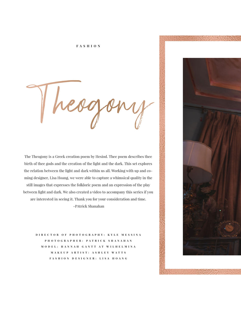 Lisa N. Hoang in Elegant Magazine December 2019