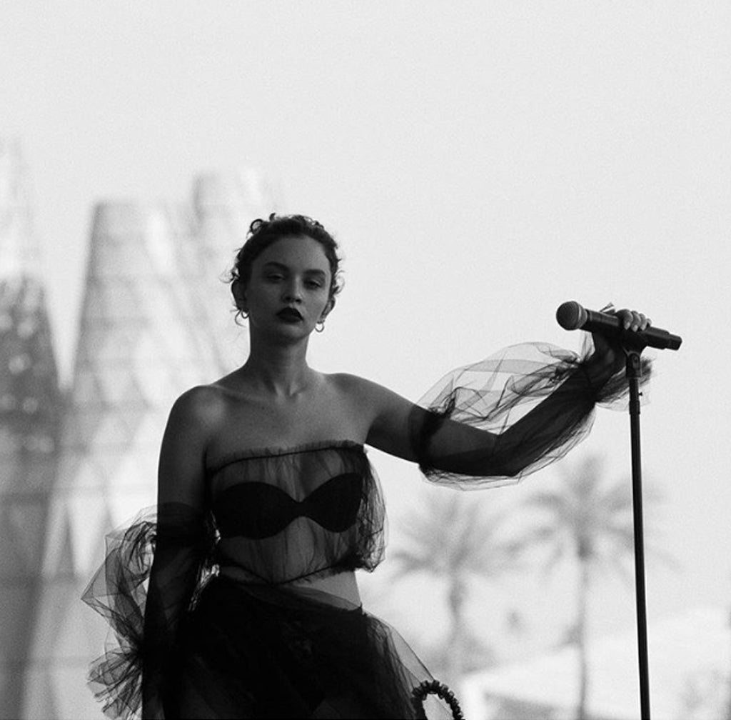 Sabrina Claudio Coachella in Lisa N. Hoang