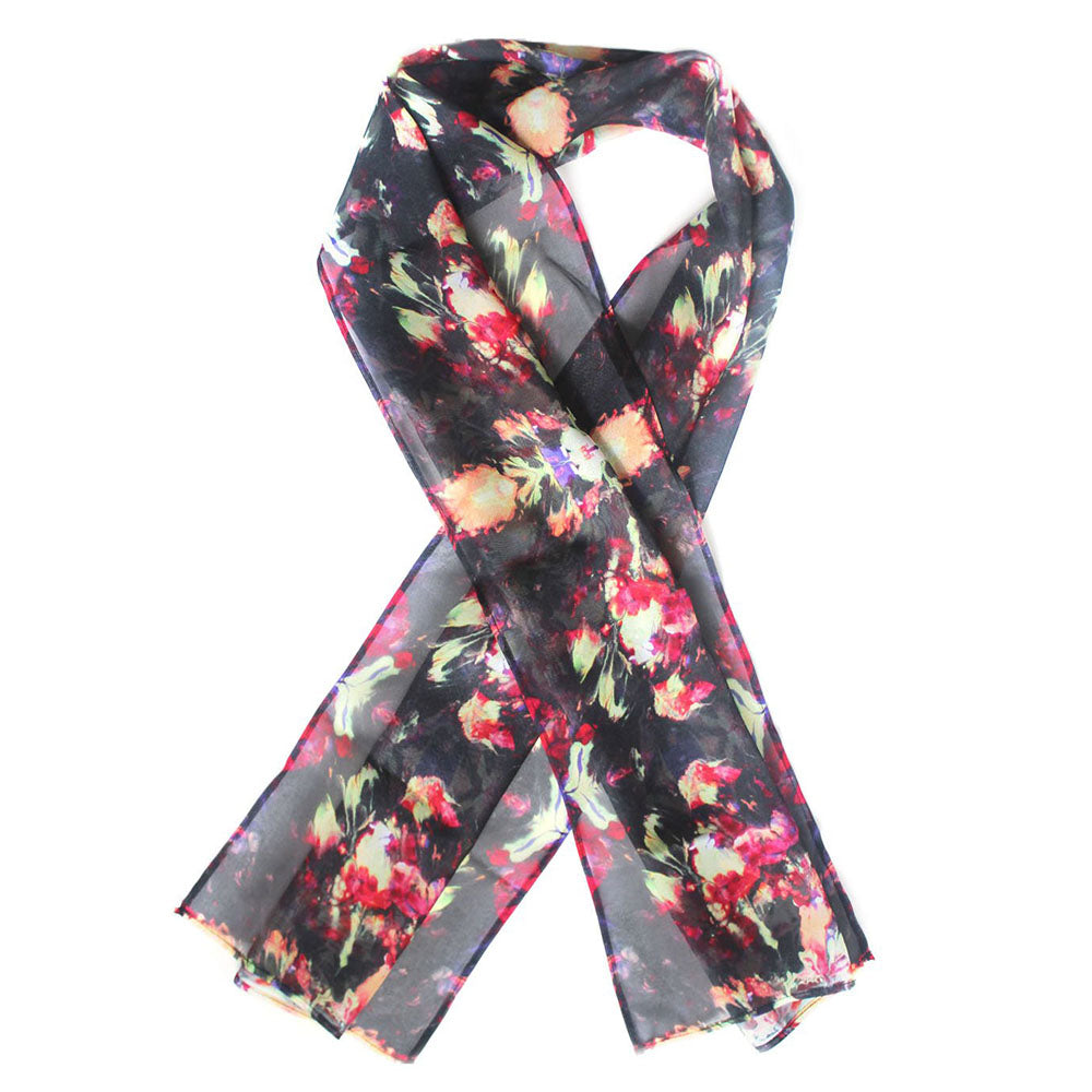 Brussels Silk Scarf
