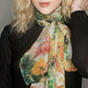 New York Silk Scarf