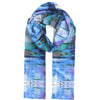 New York Painted Scarf