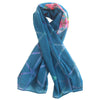 New Zealand Chiffon Scarf